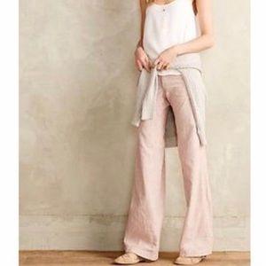 Pilcro & The Letterpress Pink Trousers | 31x31